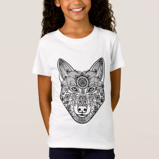 Inspired Wolf Head T-Shirt