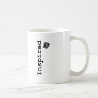 Inspired Writer Coffee Mug