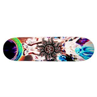 INSTAGON-Cat Buddah Skateboard