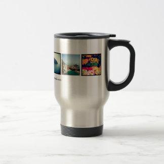 Instagram Adventurers Travel Photo Custom Mug