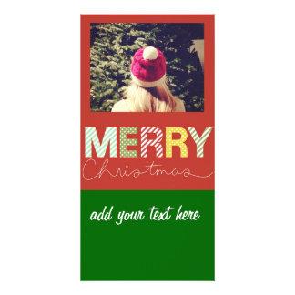 instagram christmas card