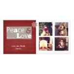 instagram christmas photocards customized photo card