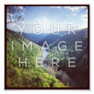 Instagram Image Photo Print Enlargements