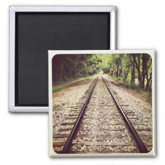 Instagram Railroad Magnet