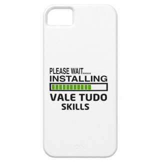 Installing Vale Tudo Skills iPhone 5 Cover