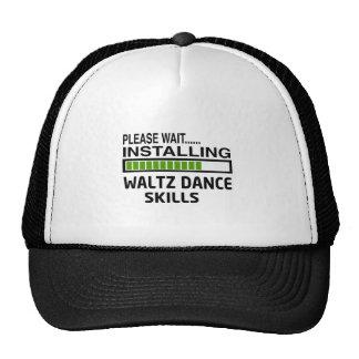 Installing Waltz Dance Skills Hat
