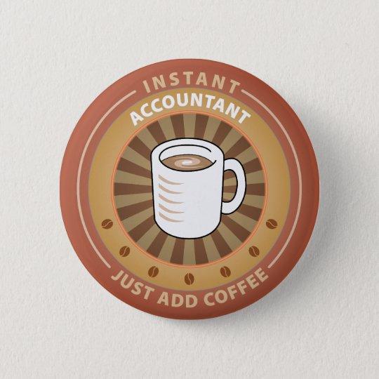 Instant Accountant 6 Cm Round Badge