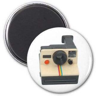 Instant Camera Refrigerator Magnet