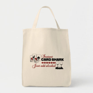 Instant Card Shark bag