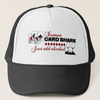 Instant Card Shark hat