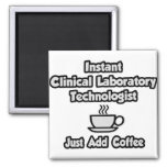 Instant Clinical Lab Tech .. Just Add Coffee