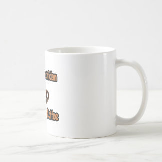 Instant Electrician...Just Add Coffee Basic White Mug