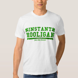 Instant Hooligan Tshirt