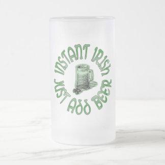 Instant Irish Mug