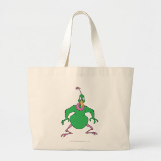 Instant Martians in Color Large Tote Bag