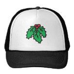 Instant Mistletoe Hat