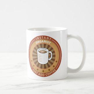 Instant Organist Basic White Mug