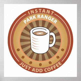 Instant Park Ranger Poster
