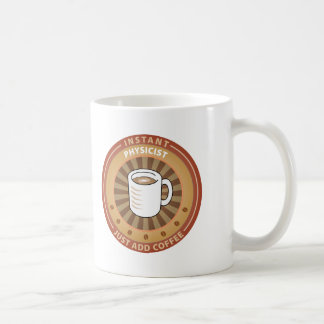 Instant Physicist Basic White Mug