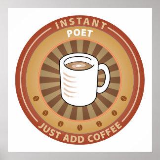 Instant Poet Poster