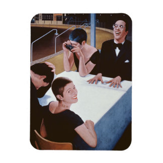 Instant Result 1980 Rectangular Photo Magnet