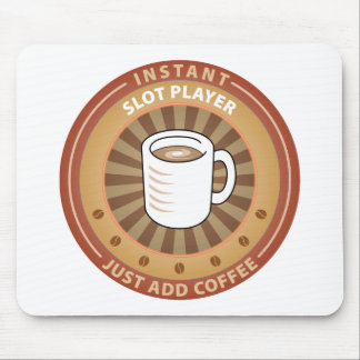 Instant Slot Player Mouse Pads