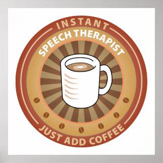 Instant Speech Therapist Print