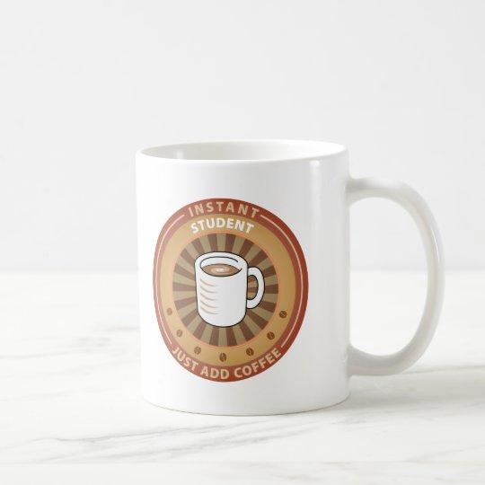 Instant Student Coffee Mug
