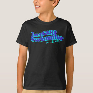 Instant Swimmer Dark Shirt