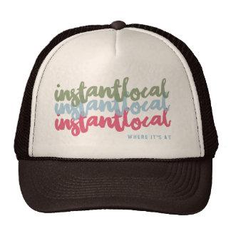 InstantLocal 3x Hat