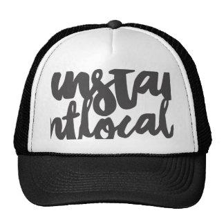 InstantLocal Bold Hat