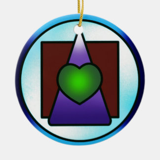 Institute of Divine Philosophical Science Christmas Ornament