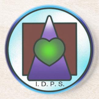 Institute of Divine Philosophical Science Coaster