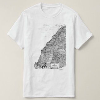 Institute of higher learning t-shirt