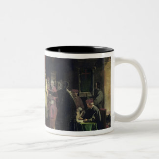 Institution of the Order of the Templars Two-Tone Coffee Mug
