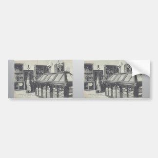 "Instituto Nun"" Alvres, Vintage Bumper Stickers"