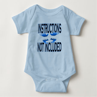 Instructions Not Included - Infant Creeper