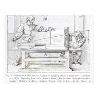 Instrument of Mathematical Precision Postcard
