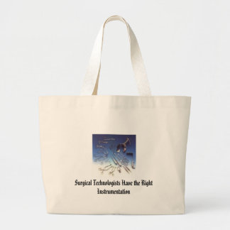 instrument, Surgical Technologists Have the Rig... Canvas Bags