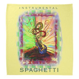 Instrumental Love #13 SPAGHETTI BANDANA