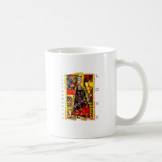 Instrumental Love Design #10 Coffee Mug