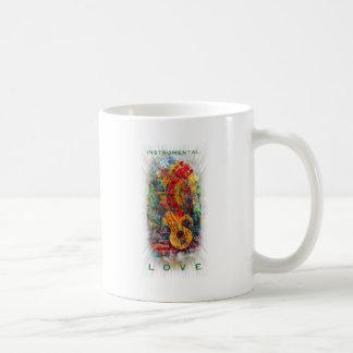 Instrumental Love Design #8 Coffee Mug
