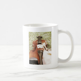 Instrumental Violin Products Coffee Mug