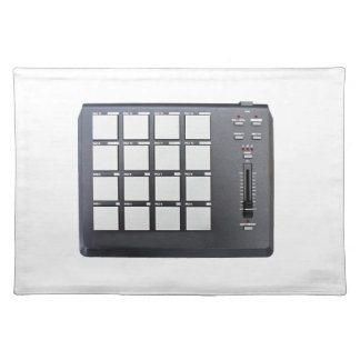 Instrumentals MPC Placemat