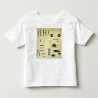 Instruments from an oculist's case, from Reims Toddler T-Shirt