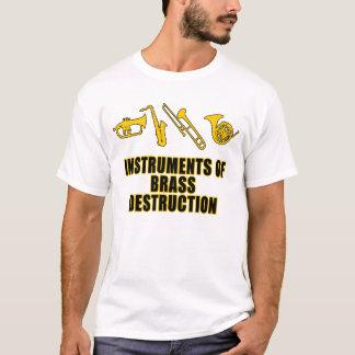 Instruments of Brass Destruction T-Shirt