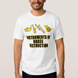 Instruments of Brass Destruction Tshirt
