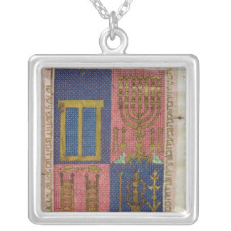 Instruments of the Temple Necklace