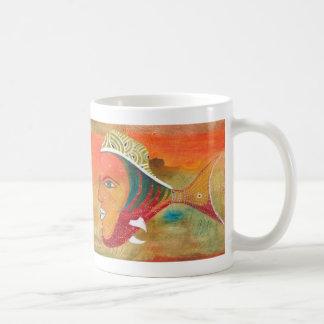 insulaner basic white mug
