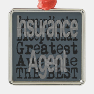 Insurance Agent Extraordinaire Christmas Ornament